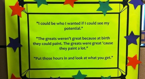 Setting Goals for Student Growth