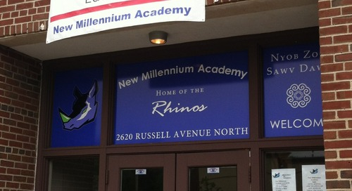 """It's Working:"" Case Study of New Millennium Academy"