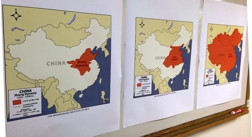 Grades 9-12: Chinese Dynasties (1,500 BC-Present)