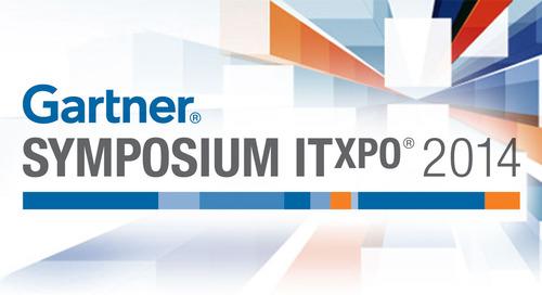 BrightLine to Exhibit at Gartner Fall Symposium/ITxpo 2014