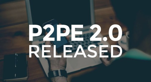 P2PE Version 2.0 Released