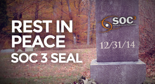 Rest In Peace SOC 3 Seal