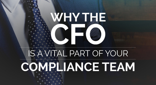 Why the CFO is a Vital Part of Your Compliance Team