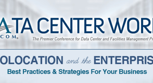 Colocation Strategies – Perspectives from the Fall 2013 Data Center World Conference