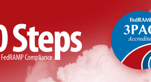 10 steps toward FedRAMP compliance