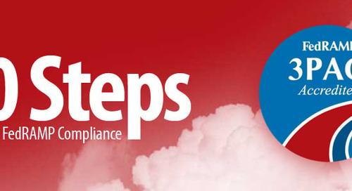 10 steps toward FedRAMP compliance