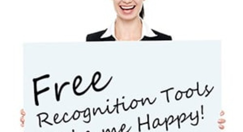 6 Free Tools Everyone Should Be Using for Employee Recognition