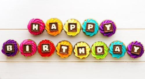 7 Splendid Resources for Celebrating Birthdays at Work!
