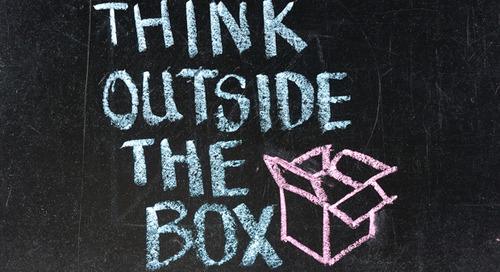 13 Ways to Think Outside the Box
