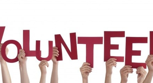 Volunteer Week: Giving Back to Those Who Give