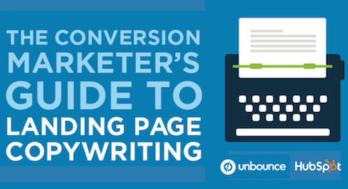 How to Write Irresistible Landing Page Copy [Free Ebook]