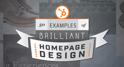 50 Examples of Gorgeous Homepage Designs [Free Lookbook]