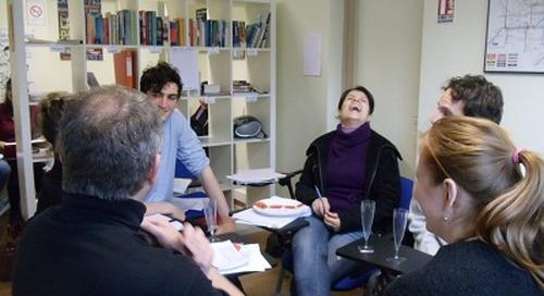 What is the Cultural Ambassadors Program for Teaching English in Spain? [Auxiliares de Conversacion]