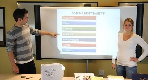 Does International TEFL Academy Provide Job Placement Assistance?