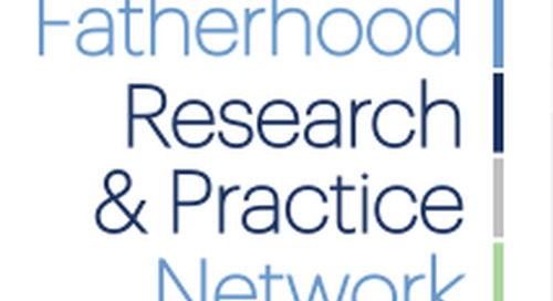 Fatherhood Research & Practice Network Webinar: Findings from FRPN-Funded Projects I: Home Visiting, Child Welfare Cases and a Meta-Analysis