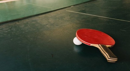 The First Rule of Table Tennis and Canvas: Interoperability
