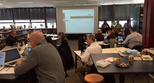 Morris School District Hosts Canvas Day for K-12 Administrators