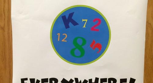 K-5: Math is Everywhere!