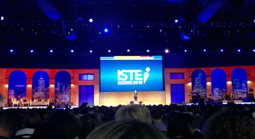 "Soledad O'Brien at ISTE 2015: ""Technology for technology's sake is a complete waste."""