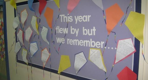 5 Interactive Bulletin Boards to End the Year!