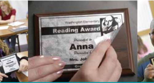 Student Recognition Made Easy