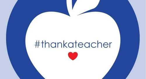How wWill you #ThankATeacher This Week?