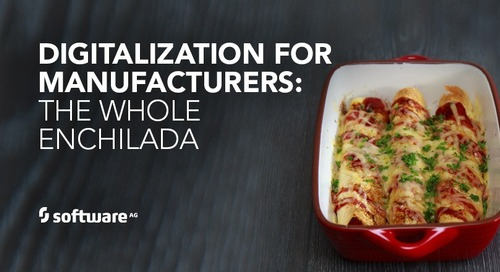 Manufacturers: Digitalization Means the Whole Enchilada