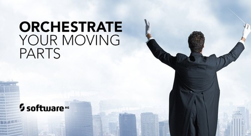 For Digital Transformation, Orchestrate your Moving Parts
