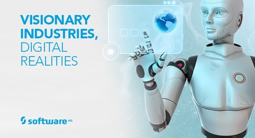 Visionary Industries Create Digital Realities