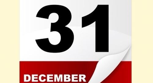 Sales Tips: A Critical December Tactic