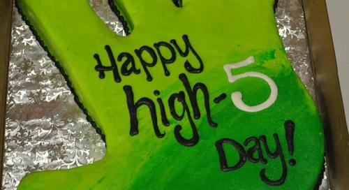 National High Five Day Recap