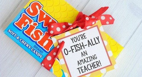 DIY Teacher Appreciation Gifts That Are Easy, Affordable, and Quick!