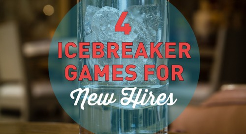 4 Icebreaker Games for New Hires