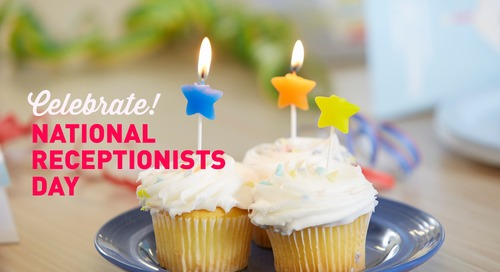 5 Ways to Celebrate National Receptionists Day