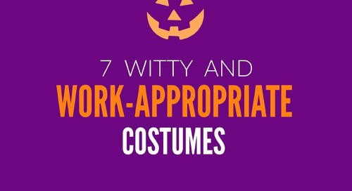 7 Witty, Brilliant and Work-Appropriate Halloween Costumes