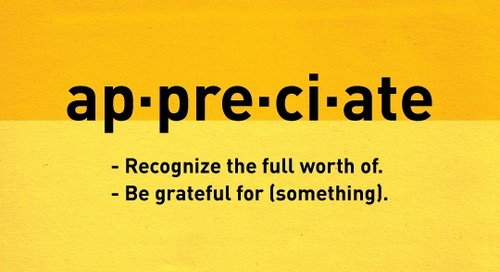 Do You Want Your Team To Feel Appreciated?