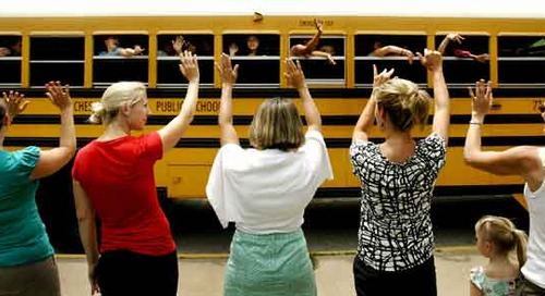 Top 5 Tips for Year-End Teacher and Staff Appreciation