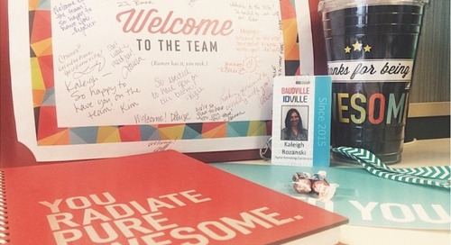5 Tips for Onboarding Through a New Hire's Eyes