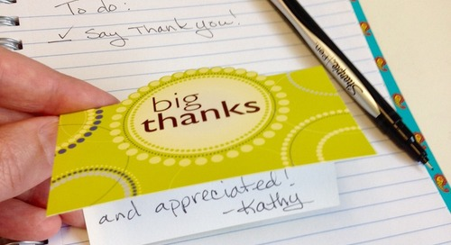 Four Ways to Make Recognition a Priority in Your Day