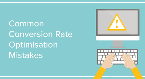 4 Common Costly Conversion Rate Optimisation Mistakes