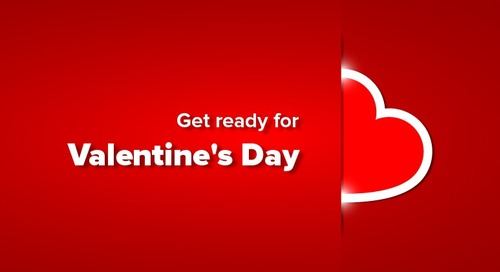 Create a Valentine's eCommerce Campaign that Hits More Targets than Cupid!