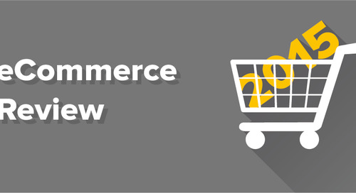 An eCommerce Year in Review - What Happened in 2015?