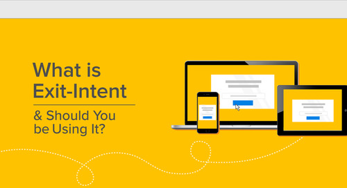 How Exit-Intent Technology Can Increase Conversions on Your eCommerce Site