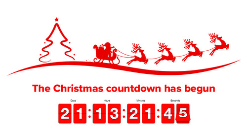Skyrocket Your Conversions With Countdown Timers This Christmas