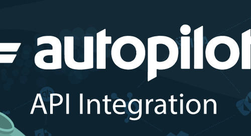 Create Visually Intuitive Marketing Journeys with the Autopilot API