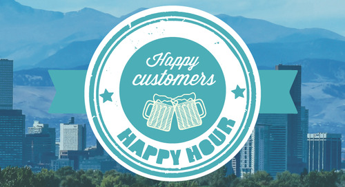 RECAP: Happy Customers Happy Hour, Denver