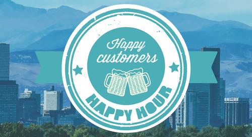 RECAP: Happy Customers Happy Hour, Denver