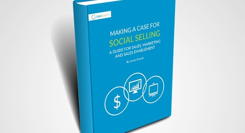 Making A Case for Social Selling [eBook]