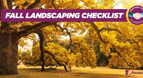Partner Post: Fall Landscaping Checklist