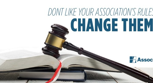 Yes, You Can Change Your HOA Rules! Here are the 3 Keys to Making It Happen